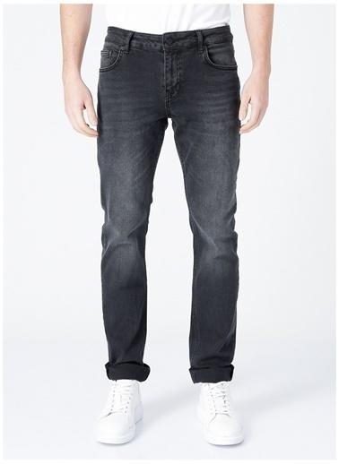 Fabrika Comfort Fabrika Comfort Siyah Erkek Denim Pantolon Siyah